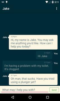 Jake - Get life help apk screenshot