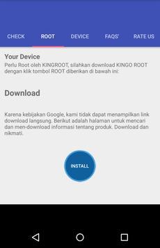 King Root Explore All Device apk screenshot