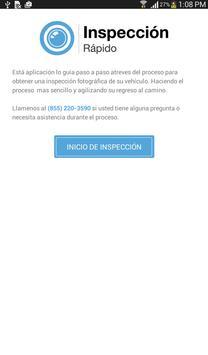 Inspección Rápido apk screenshot