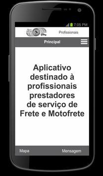 EXPRESSO CLASSE A Profissional apk screenshot