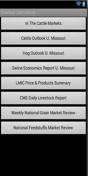 USU Cowboy Calculator 1.0 apk screenshot