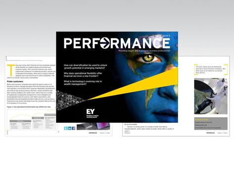 EY Performance poster