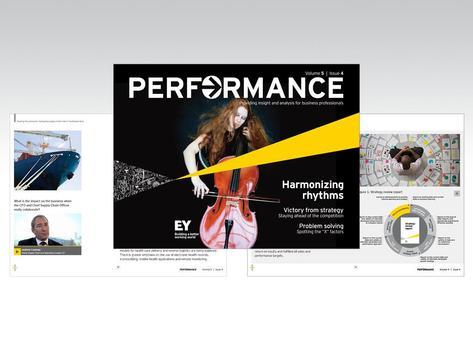 EY Performance apk screenshot