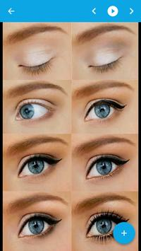 Easy Eye Makeup Tips in Tamil poster