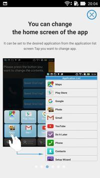 Simple Launcher apk screenshot