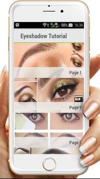 Eyeshadow Makeup Tutorial apk screenshot