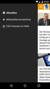 CDU intern apk screenshot