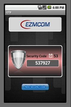 EZMCOMv4 Token poster