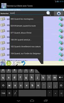 Give Him Glory Hymns & Tunes apk screenshot