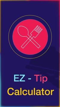 EZ-Tip Calculator poster