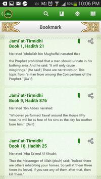 Jami at-Tirmidhi Free apk screenshot