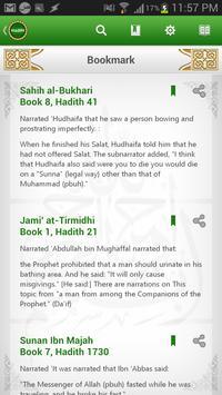 Hadith 6-in-1 Free apk screenshot