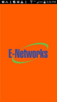 E-Net poster