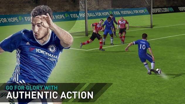 FIFA Mobile Soccer poster