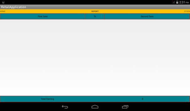 MD Retail Application apk screenshot