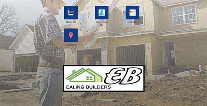 Ealing Builders apk screenshot
