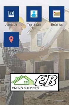 Ealing Builders poster
