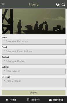 Vraj Infra apk screenshot