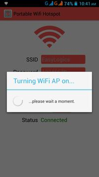 Portable Wifi Hotspot Internet apk screenshot