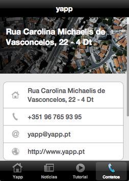 yapp.pt apk screenshot