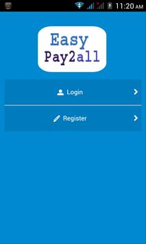 Easypay2all poster