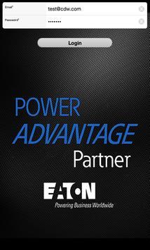 Power Advantage Partner poster