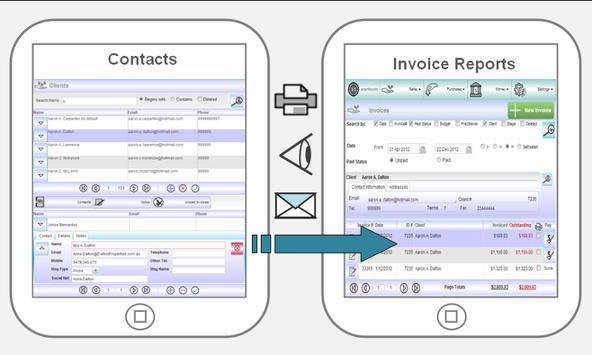 Invoice ebankbooks apk screenshot