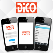 Dico Design & Contracts Mobile icon