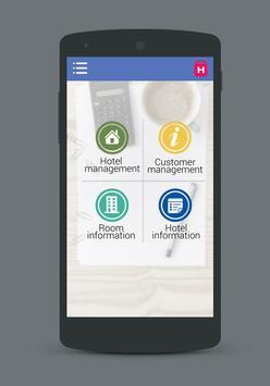 Hotel Management App apk screenshot