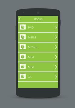 Library Management App apk screenshot
