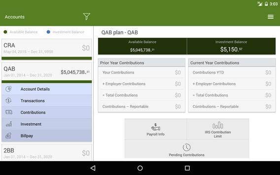 E Benefits WealthCare Mobile apk screenshot
