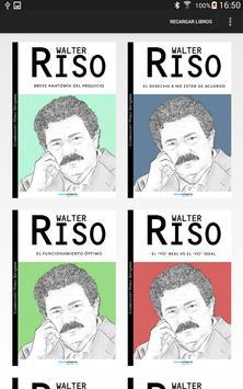 Walter Riso poster
