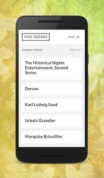 eBooks apk screenshot