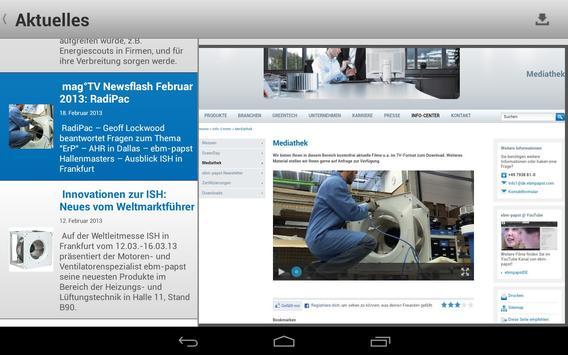 ebm-papst apk screenshot