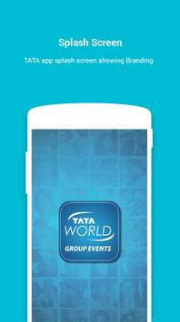 Tata Group Events poster