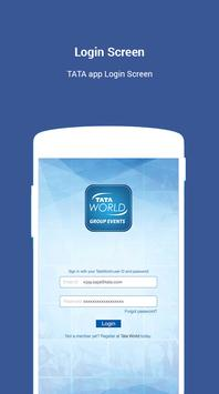 Tata Group Events apk screenshot