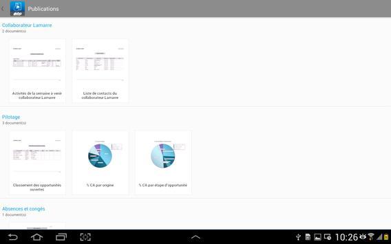 EBP Reports On Line apk screenshot