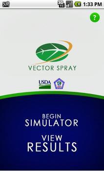 Vector Spray poster