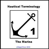 Nautical Terminology. A Marina icon
