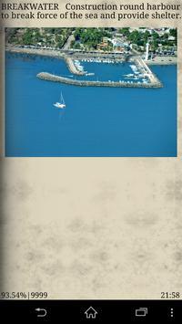 Nautical Terminology. A Marina apk screenshot