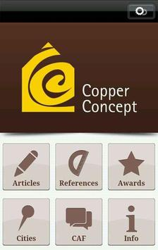 Copper Concept poster