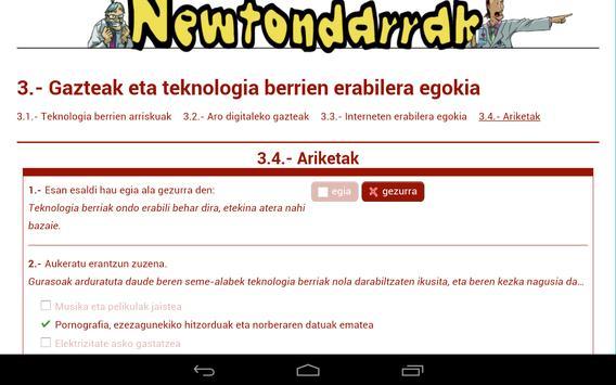 Newtondarrak apk screenshot