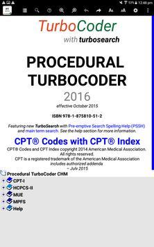 FREE Trial Proc. TurboCoder apk screenshot