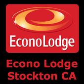 Econo Lodge Stockton CA icon