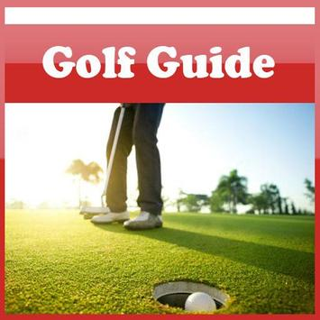 Golf Guide & Tips ! poster