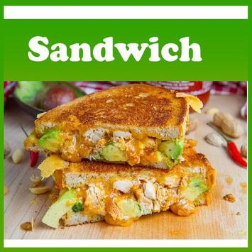 Sandwich Recipes ! poster