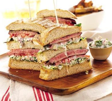 Sandwich Recipes ! apk screenshot