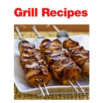 Grill Recipes apk screenshot