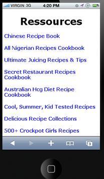 Foods That Burn Fat apk screenshot