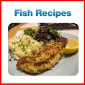 Fish Recipes ! icon